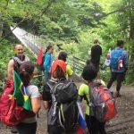 鳥取県横断トレイルの旅7日間 Day.4〜琴浦町大山滝・大山古道〜