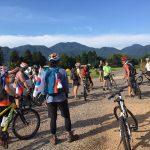 鳥取県横断トレイルの旅7日間 Day.3〜倉吉市関金町やまもりキャンプ場・廃線跡〜