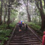 鳥取県横断トレイルの旅7日間 Day.5〜大山登山トレッキング〜