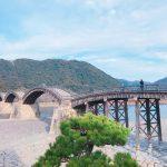 日本三名橋を発見!歴史を踏みしめる橋。